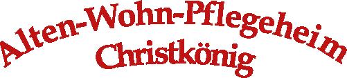 Alten-Wohn-Pflegeheim