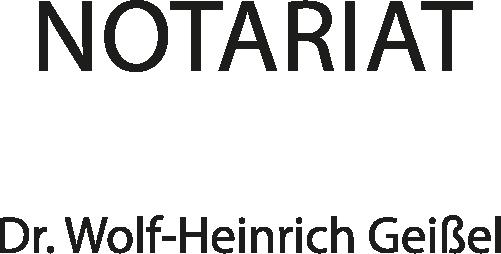 Dr. W.-H. Geißel