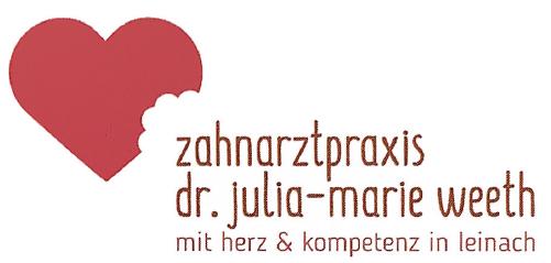 Dr. Julia-Marie Weeth