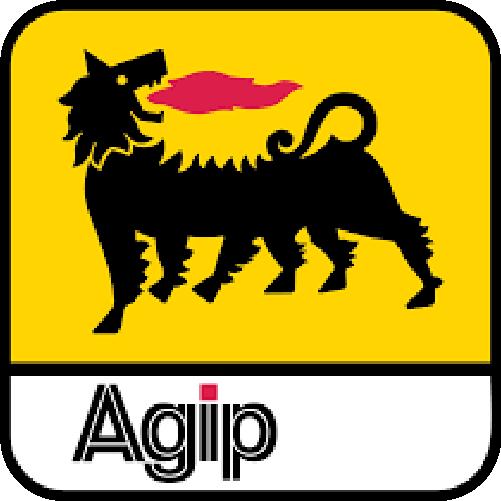 Agip Tank und Autoservice Station