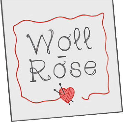 Woll - Rose