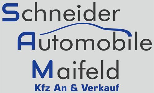 Schneider Automobile Maifeld