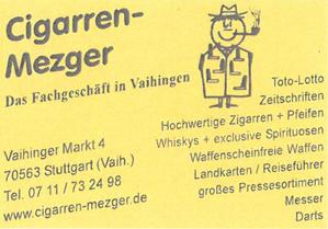 Cigarren-Mezger KG