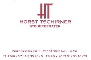 Horst Tschirner