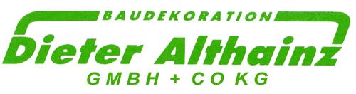 Baudekoration Dieter Althainz GmbH & Co. KG