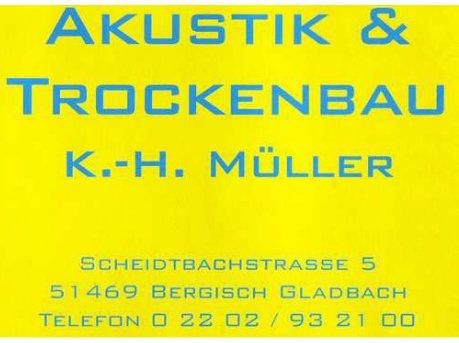 Akustik & Trockenbau