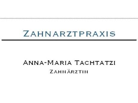 Anna-Maria Tachtatzi
