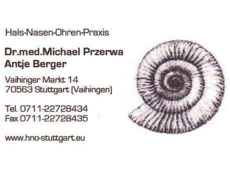 Dr. med. Michael Przerwa