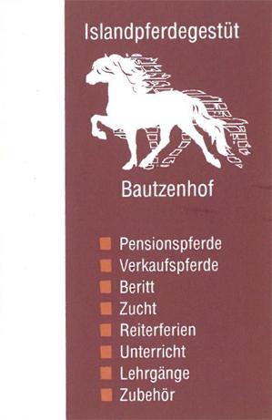 Islandpferdegestüt Bautzenhof
