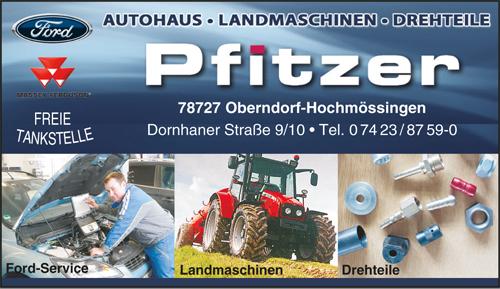 Georg Pfitzer u. Söhne GmbH & Co. KG
