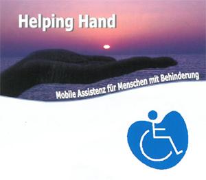 Helping Hand- Mobile Assistenz für Menschen mit Behinderung