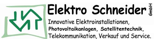Elektro-Schneider GmbH