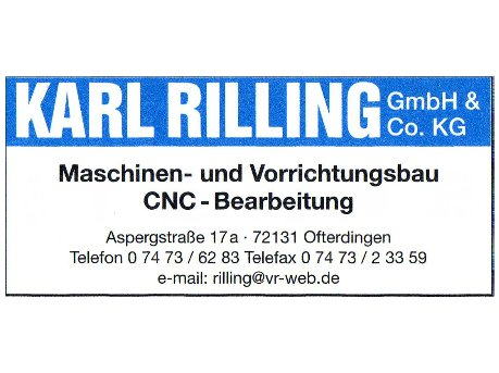Karl Rilling GmbH & Co. KG