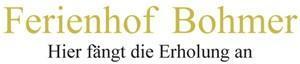 Ferienhof Bohmer