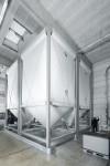 Lagermodernisierung in Kunststoffgießerei