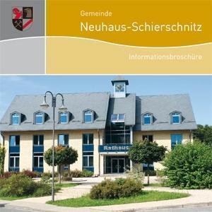 Neuhaus-Schierschnitz - Informationsbroschüre