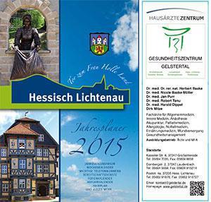 Hessisch Lichtenau - Jahresplaner