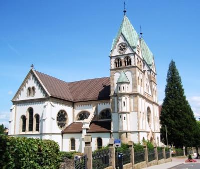 Bonifatiuskloster Hünfeld