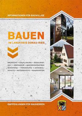 Donau-Ries Landkreis - Bauinformationsbroschüre