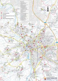 Fulda Familienstadtplan