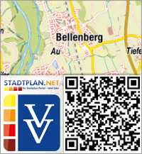 Stadtplan Bellenberg, Neu-Ulm, Bayern, Deutschland - stadtplan.net