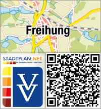 Stadtplan Freihung, Amberg-Sulzbach, Bayern, Deutschland - stadtplan.net