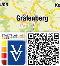 Stadtplan Gräfenberg, Forchheim, Bayern, Deutschland - stadtplan.net