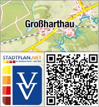 Stadtplan Großharthau, Bautzen, Sachsen, Deutschland - stadtplan.net