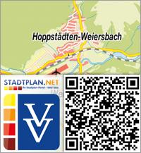 Stadtplan Hoppstädten-Weiersbach, Birkenfeld, Rheinland-Pfalz, Deutschland - stadtplan.net