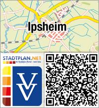 Stadtplan Ipsheim, Neustadt a.d. Aisch-Bad Windsheim, Bayern, Deutschland - stadtplan.net