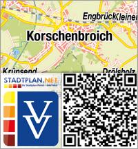 Stadtplan Korschenbroich, Rhein-Kreis Neuss, Nordrhein-Westfalen, Deutschland - stadtplan.net