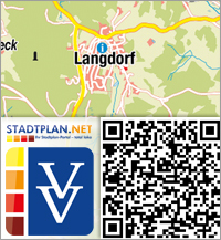 Stadtplan Langdorf, Regen, Bayern, Deutschland - stadtplan.net
