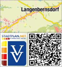 Stadtplan Langenbernsdorf, Zwickau, Sachsen, Deutschland - stadtplan.net