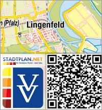 Stadtplan Lingenfeld, Germersheim, Rheinland-Pfalz, Deutschland - stadtplan.net