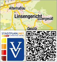 Stadtplan Linsengericht, Main-Kinzig-Kreis, Hessen, Deutschland - stadtplan.net