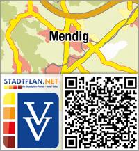 Stadtplan Mendig, Mayen-Koblenz, Rheinland-Pfalz, Deutschland - stadtplan.net