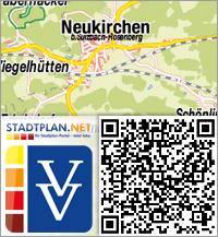 Stadtplan Neukirchen bei Sulzbach-Rosenberg, Amberg-Sulzbach, Bayern, Deutschland - stadtplan.net