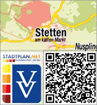 Stadtplan Stetten am kalten Markt, Sigmaringen, Baden-Württemberg, Deutschland - stadtplan.net