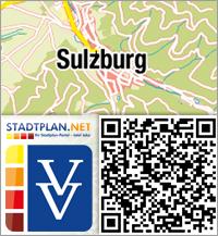 Stadtplan Sulzburg, Breisgau-Hochschwarzwald, Baden-Württemberg, Deutschland - stadtplan.net