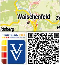 Stadtplan Waischenfeld, Bayreuth, Bayern, Deutschland - stadtplan.net