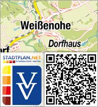 Stadtplan Weißenohe, Forchheim, Bayern, Deutschland - stadtplan.net