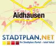 Stadtplan Aidhausen, Haßberge, Bayern, Deutschland - stadtplan.net