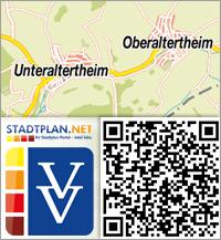 Stadtplan Kist, Würzburg, Bayern, Deutschland - stadtplan.net