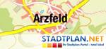 Stadtplan Arzfeld, Eifelkreis Bitburg-Prüm, Rheinland-Pfalz, Deutschland - stadtplan.net