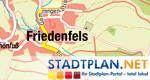 Stadtplan Friedenfels, Stadtplan Tirschenreuth, Bayern, Deutschland - stadtplan.net
