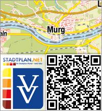 Stadtplan Murg, Waldshut, Baden-Württemberg, Deutschland - stadtplan.net