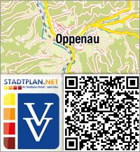 Stadtplan Oppenau, Ortenaukreis, Baden-Württemberg, Deutschland - stadtplan.net