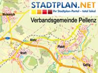 Stadtplan Kruft, Mayen-Koblenz, Rheinland-Pfalz, Deutschland - stadtplan.net