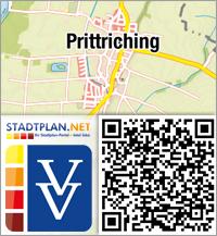 Stadtplan Prittriching, Landsberg am Lech, Bayern, Deutschland - stadtplan.net