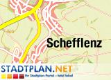 Stadtplan Schefflenz, Neckar-Odenwald-Kreis, Baden-W�rttemberg, Deutschland - stadtplan.net
